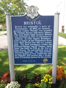 Bristol, Connecticut by Doug Kerr